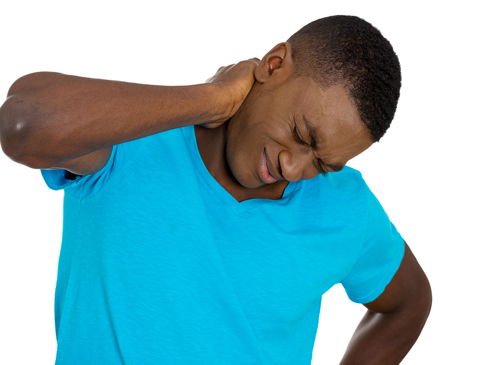 At Home Neck Pain Relief | Texas Partners Healthcare Group Frisco